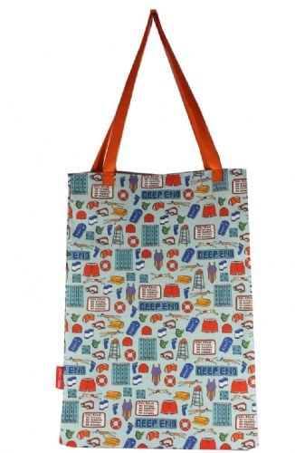 Selina-Jayne Swimming Limited Edition Designer Tote Bag